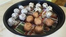 Daktylowe kulki zdrowa słodycz, pycha :)  Przepis na e-miala
