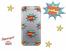 Etui Super Girl z naszej najnowszej kolekcji to oferta dla każdej kobiety! Wysokiej jakości nadruk na etui do ponad 500 różnych modeli telefonów :)