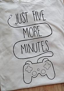 Nowość! :) Koszulka ręcznie...