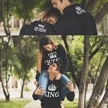 queen & king
