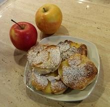 Racuchy z jabłkami  przepis po kliknięciu w zdjęcie :)