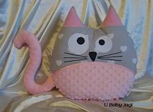 Podusia Kotek Wymiary 38 x 40 cm