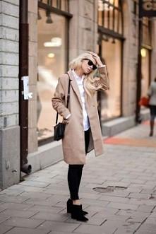 Super kolor płaszcza! ❤