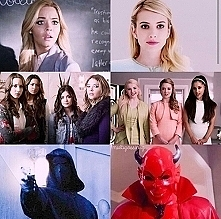Pretty Little Liars and Scr...