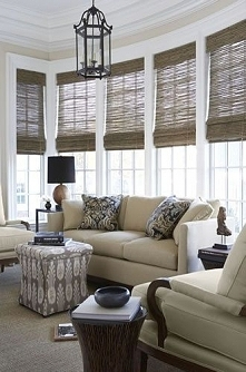 dekoracje okna, rolety materiałowe, rolety w roli dekoracji okna, dekoracyjne rolety