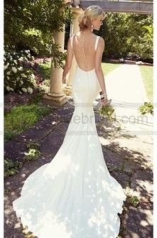 Essense of Australia Modern Wedding Dresses Style D1841