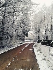 klimatyczna zima :)