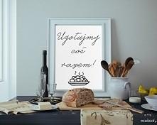Plakaty idealne do Twojej kuchni – do pobrania i wydrukowania.