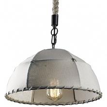 ECO UMBRELLA - LAMPA WISZĄCA Lampa wisząca Eco Umbrella kształtem przypomina starodawny parasol. Abażur z lnianego płótna jest uniwersalnym wykończeniem.