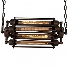 AMSTERDAM LOFT No. 2-LAMPA WISZĄCA Lampa zaprojektowana została na wzór XIX w...