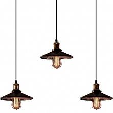 EINDHOVEN LOFT No. 3 CL – żyrandol Lampa Eindhoven Loft No.3 to reprodukcja n...