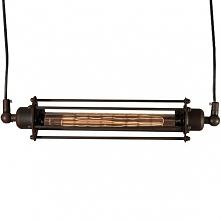 AMSTERDAM LOFT NO. 3 - LAMPA RDZAWA Lampa zaprojektowana została na wzór XIX ...