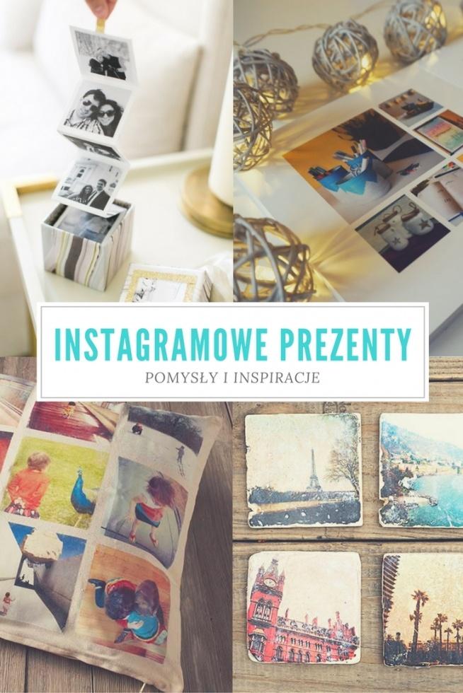 Pomysły i inspiracje: Instagramowe prezenty Spersonalizowane prezenty, które łatwo zrobić samemu. Piękne kwadratowe zdjęcie przywołają wiele miłych wspomnień :) + Kod rabatowy na Instabook we wpisie! :)