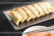 Smażone pierożki chińskie