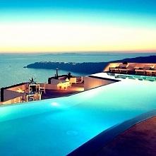 Santorini; Grecja