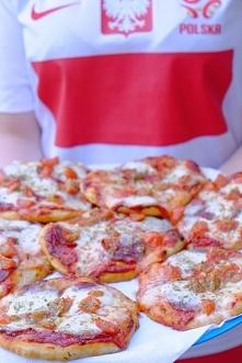 Przepis na domowe pizzerink...