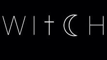 I'm witch