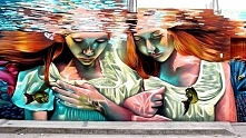 Najpiękniejsze murale ever!