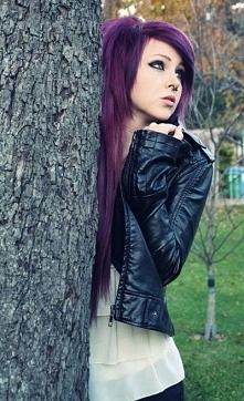 Piękny fiolet <3