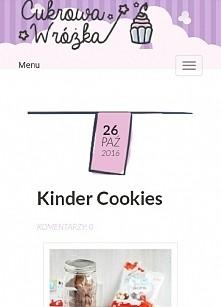 Najlepszy blog z wypiekami w internecie!!!  Mega desery <3 Polecam, polecam!!!