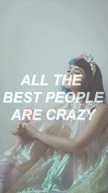 All the people are... #melaniemartinez