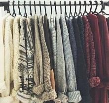 Dużo sweterków *.*