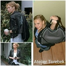torebka stylizowana na Stella McCartney Fb/ Atelier Torebek wysyłka 24h