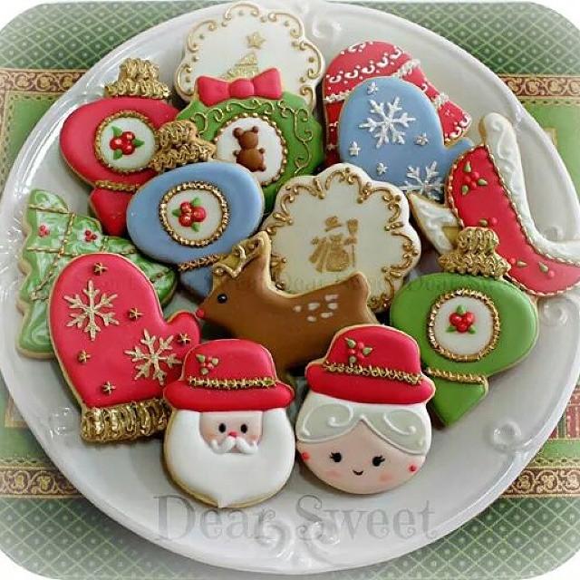 Świąteczne słodkości- cudowne pierniczki