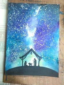 Moje pierwsze galaxy ;-)