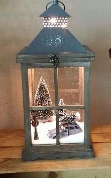 Dekoracja świąteczna-inspir...