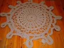 Dywanik ręcznie robiony na zamówienie