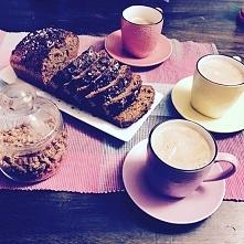 piernik z powidłami idealny do porannej kawy