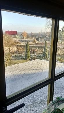 piękne widoki z rana :)