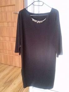 sukienka czarna, MOHITO, rozmiar 38 Cena 50,00 zł