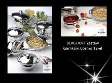 BERGHOFF Zestaw Garnków Cos...