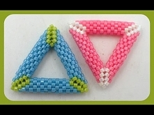3D Peyote Triangle
