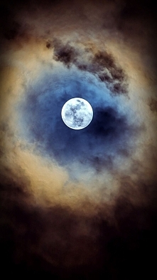 Pełnia Księżyca- magia i ry...