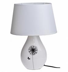 Lampa ceramiczna stołowa, n...