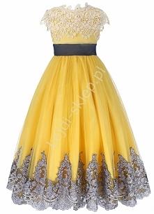 Sukienka dla dziewczynki w ...