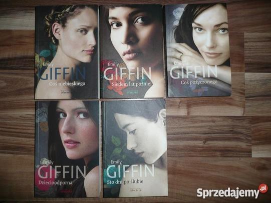 Emily Gigffin i jej wspaniałe książki. Kto czytał? Jak wrażenia? Mi się bardzo podobały