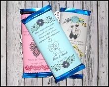 Opakowania na czekoladę! :)  Masz pytania? Chcesz złożyć zamówienie? Pisz! kraina_czarow@interia.pl