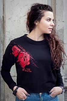 Al.Róż bluza