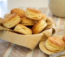 Słodkie bułeczki na maślance czyli pomysł na idealne śniadanie :)