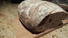 domowy chlebek, pszenno-ork...