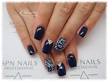 Ilusion SPN Nails  Nails by Olga, Studio Magnetic Nails Monika Sokołowska Kie...