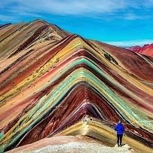 Tęczowe Góry - Peru :)