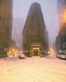 Zima - Nowy Jork :)