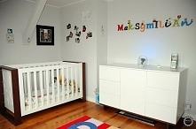 Super metamorfoza pokoju dziecięcego, zapraszam na blog Mooj Concept