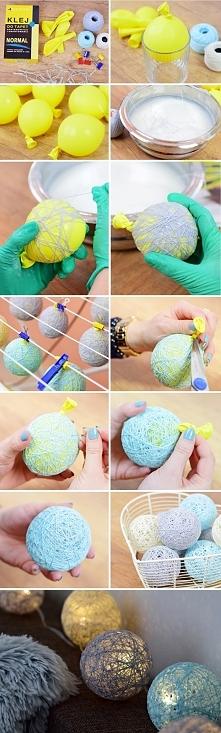 Cotton balls krok po kroku! Dokładną instrukcję znajdziesz na naszym blogu po kliknięciu w zdjęcie.
