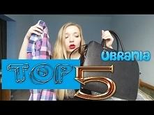 TOP 5 I UBRANIA I Andziok